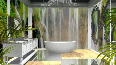 relax - Modern - Bathroom  - by trees designs