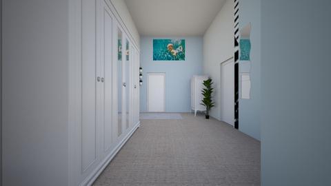 Hallway - Modern - by ChZu