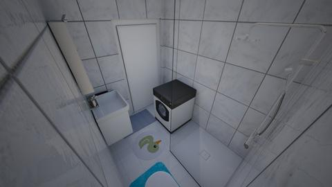Banyo 3 - Bathroom  - by filozof