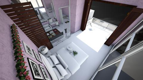 honeymoon - Minimal - Bedroom  - by sasasaaaw