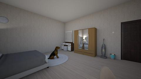 Faren Bedroom - Vintage - Bedroom  - by farenciayov