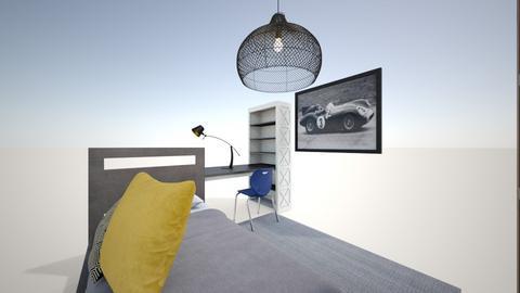 room - Bedroom  - by rivki kas