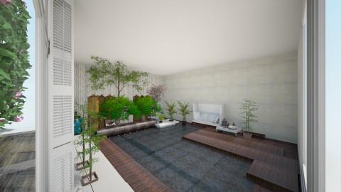 paradi - Glamour - Garden  - by kincso12
