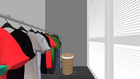 mathew Lafrenz 5 - Modern - Bedroom  - by lafrenm20