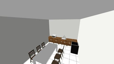 CRUGER KITCHEN - Kitchen  - by getmaddoxed