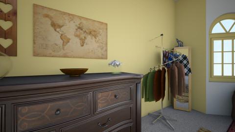 bedroom - Rustic - Bedroom - by smdavis0909