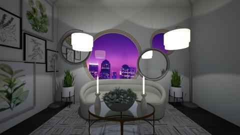Minimalist living room - by Chardesigner