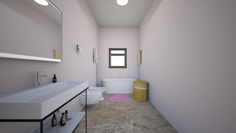 besa s nyc apartment - by besa01