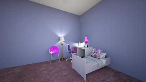 Light purple Kid oom - Kids room  - by Anacool214