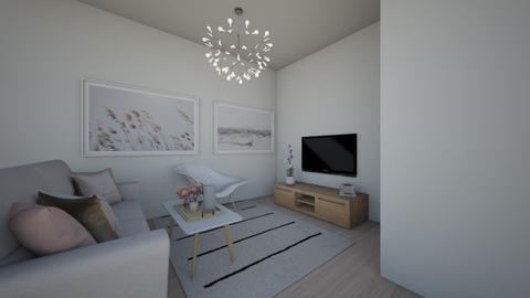Shabby Chic Living Room - Living room  - by iIIViintaqe