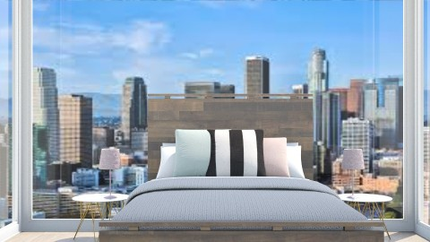 bed - by horsebunny9