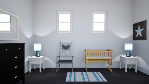 Erins nursery - Kids room  - by kathleengriffin