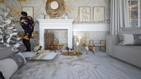 navidad - Living room  - by ana111
