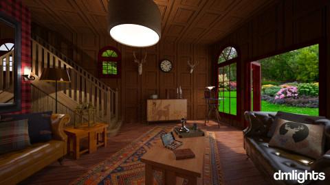 lodge - Living room - by DMLights-user-1118154
