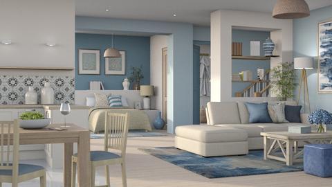 m - Living room  - by benichki