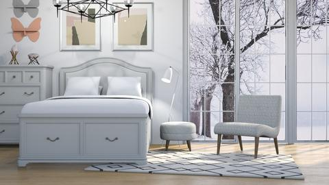 Julia - Classic - Bedroom  - by millerfam