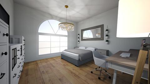 bedroom iuw - Bedroom  - by iuw_slimIII