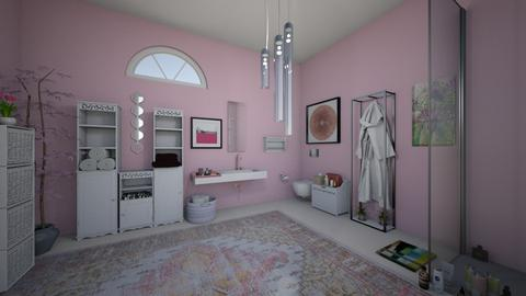 Oceanic - Modern - Bathroom  - by Irishrose58