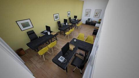 Escritorio - Office  - by ReneCarvalho