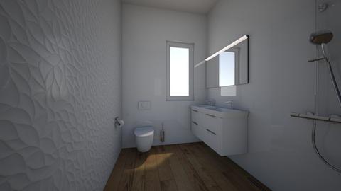 1 - Bathroom  - by Pati87
