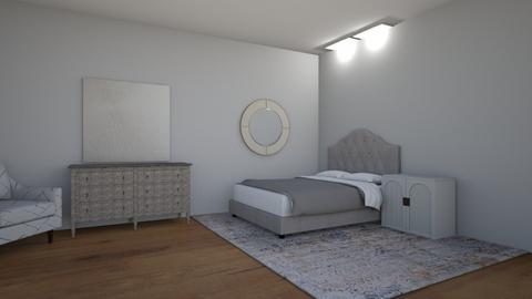 Moms room - Modern - Bedroom  - by 29catsRcool