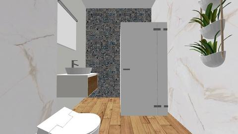 Bathroom 1 - Bathroom  - by alisa parusheva