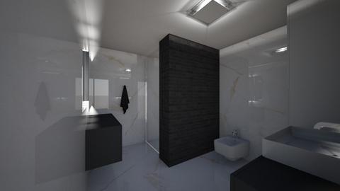 kupelna - Bathroom  - by eriknochta