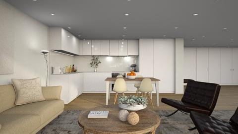 565 - Modern - Living room  - by Claudia Correia