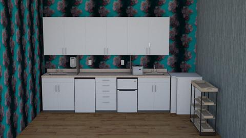 kitchen - Classic - Kitchen  - by sarahab30