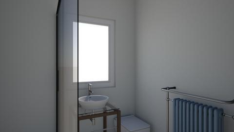 bathroom - Modern - Bathroom - by Seanwhite