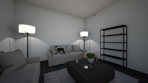 my livingroom tvg - Living room  - by teresavg