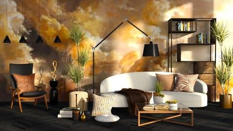 floorlamp - Modern - Living room  - by Remix23