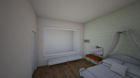 Casa 1 - Kids room  - by Itze R