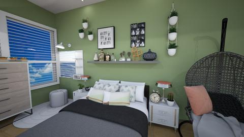 Just Sleep - Bedroom - by fleurhvl
