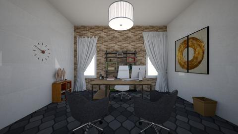 111 - Office  - by Ruba naseer
