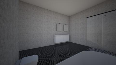 bathroom - Bathroom  - by homelessTherapist