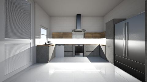 kitchen - Kitchen  - by sam gh