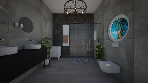 Modern Home Bathroom - Modern - Bathroom  - by Tani The Photo Phenetic