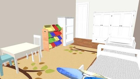 kids room 3 - Kids room  - by janag1234
