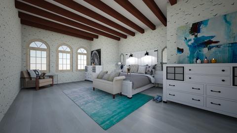 Bedroom - Modern - Bedroom  - by Twizzlerz