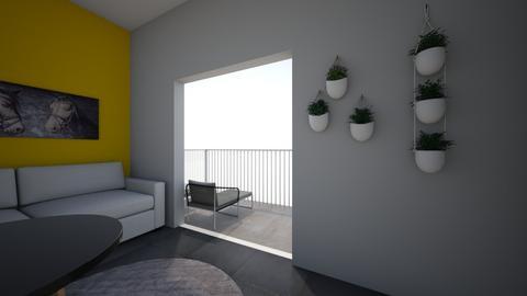Simple room - Living room  - by Meghan White