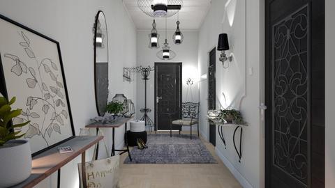 M_Welcoming Hallway _Iron - by milyca8
