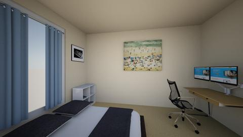 Bedroom 2 - Living room  - by mitchy72