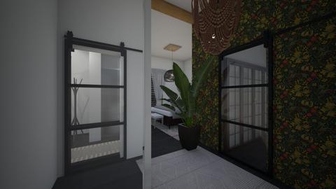 Nature_bedroom2 - Bedroom  - by lovasemoke