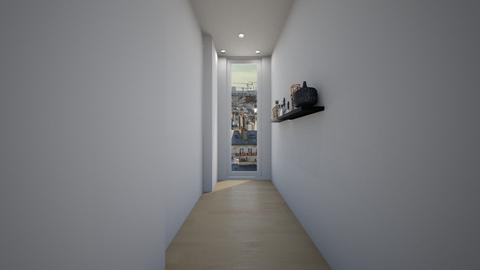 French apartment - by katarinalaaksonen