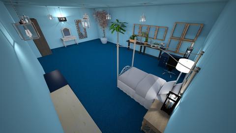 Bedroom - Bedroom - by Galaxy_Louve