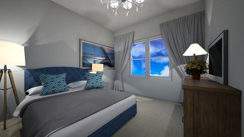 my bedroom - Bedroom  - by longbiettuot