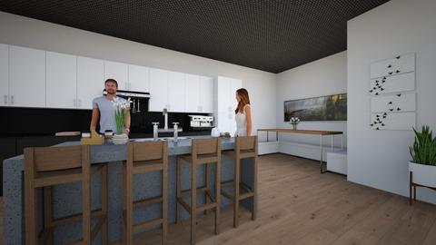 sophias kitchen - Classic - Kitchen  - by 468kon21