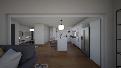 K Up 9 - Living room  - by Niva T
