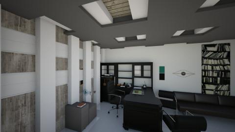 soher - Modern - Office - by EgbMohammad
